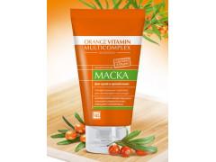Маска для лица с пастой облепихи Orange Vitamin Multicomplex