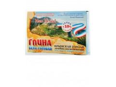 Глина бело-голубая Крымская горная, 500гр