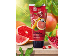 Сливки Гранат&Грейпфрут для лица и тела