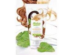 Маска для волос укрепляющая с натуральной хной, 140гр