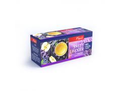 Sweet Lavender травяной чай с яблоком и лавандой, в пакетиках 25шт