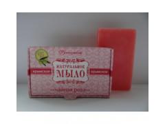 Мыло на оливковом масле Чайная роза, 50гр