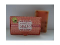 Мыло на оливковом масле Персик, 50гр