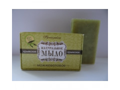 Мыло на оливковом масле Можжевеловое, 50гр