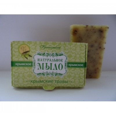 Мыло на оливковом масле