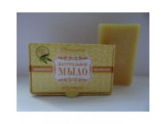 Мыло на оливковом масле Абрико-скраб, 50гр