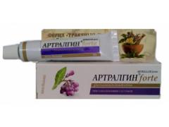 Крем-бальзам Артралгин при заболевании суставов