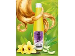 Безсульфатный шампунь с соком алоэ и каланхоэ для всех типов волос,350гр