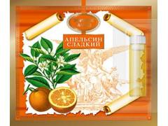 Эфирное масло Апельсина сладкого, 2,4мл
