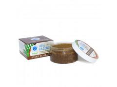 Скраб кокосовый сахарно-солевой  Ореховое наслаждение,300гр