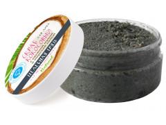Кокосовый скараб Целебная грязь  для проблемной кожи
