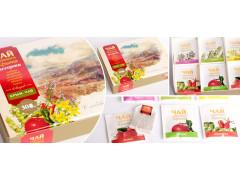 Набор Чай горного Крыма из 6 видов чая в фильтр-пакетах