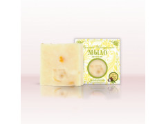 Мыло на оливковом масле Жасмин,92гр