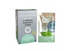 Крем - маска Природное оздоровление для проблемной кожи, саше 30гр