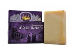 Натуральное мыло Монастырское, 80гр