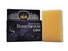 Натуральное мыло Монастырская баня, 80гр
