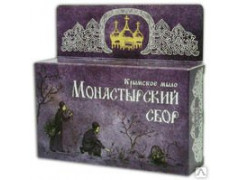 Натуральное мыло Монастырский сбор, 80гр