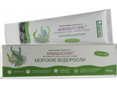 Зубная паста Аквабиолис Морские водросли, 100мл