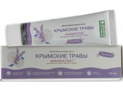 Зубная паста Авабиолис Крымские травы, 100мл