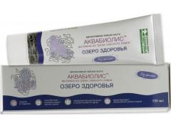 Зубная паста Аквабиолис Озеро здоровья, 100мл