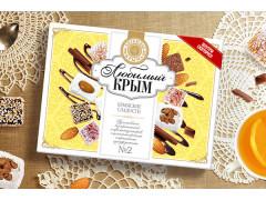Набор натуральных десертов Любимый Крым №2 400 гр