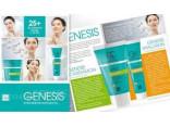 GENESIS - омолаживающая серия для интенсивного питания и увлажнения кожи